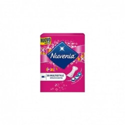 Multi-style panty liners - pack of 30