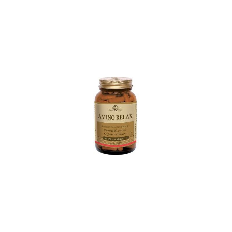 SOLGAR - Noxidrim 5-Htp 30 Vegetable Capsules