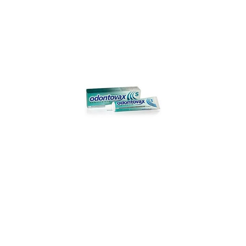 ODONTOVAX - Toothpaste Sensitive Teeth 75 Ml