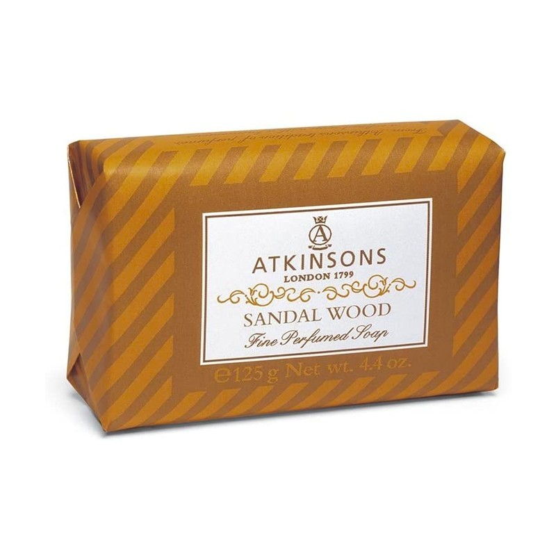 ATKINSONS - Sandal Wood Soap 125g