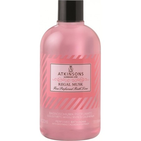 ATKINSONS - Bagnoschiuma Regal Musk 500 ml