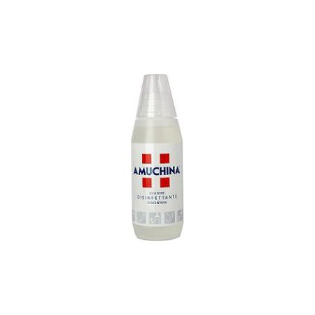 Amuchina - Disinfectant And Sanitizing Liquid Antimicrobial 500 Ml