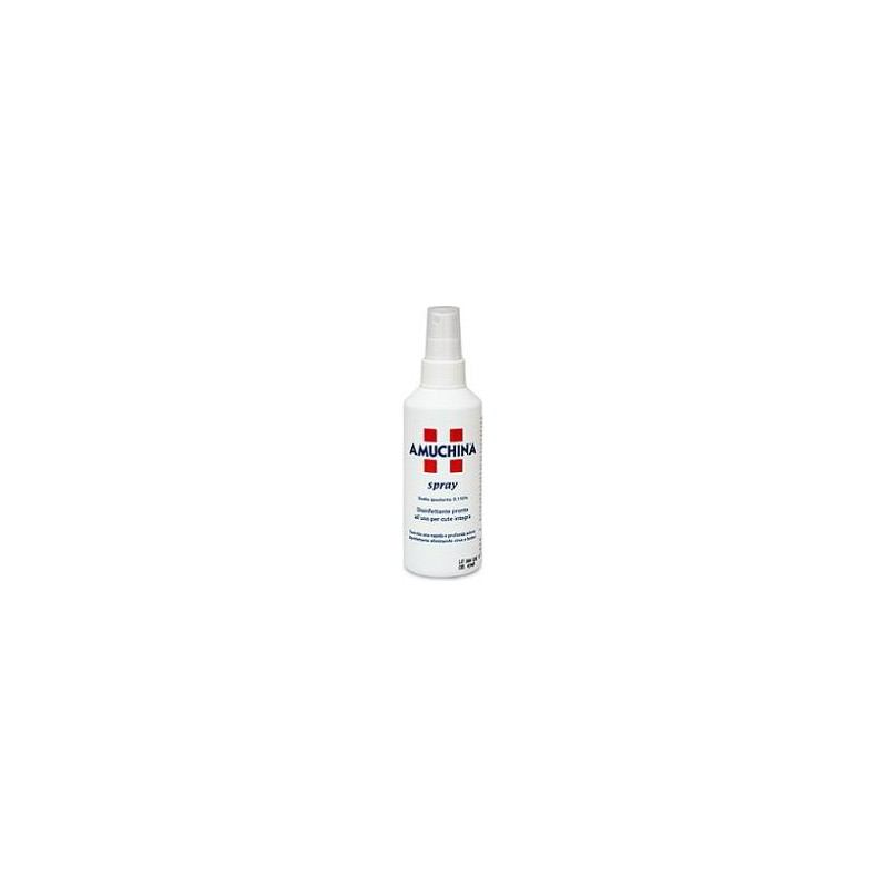 Amuchina - Outside Disinfectant Diluted 10% Cute Spray 200 Ml