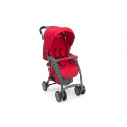 Stroller Simplicity Plus Top Red