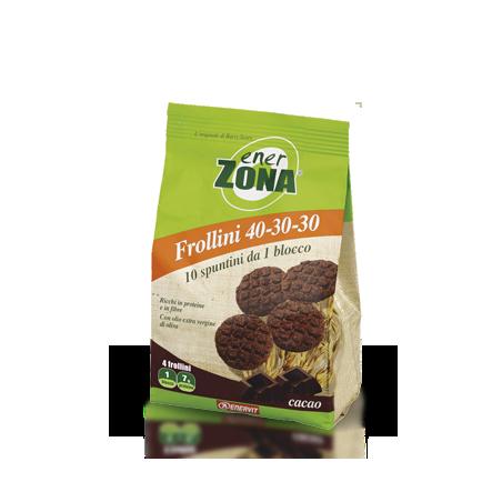 Enervit - Enerzona Frollini Cacao 250G