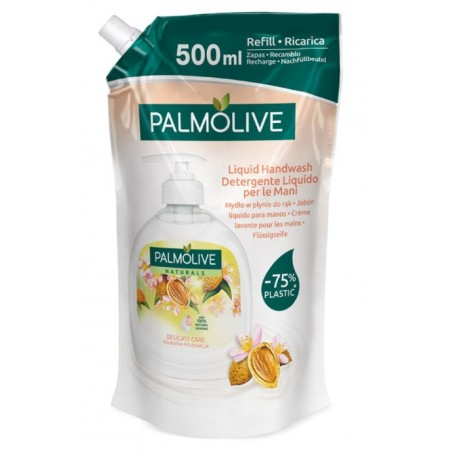 PALMOLIVE - Liquid Soap Moisturizing Almond Milk Charging 500 Ml