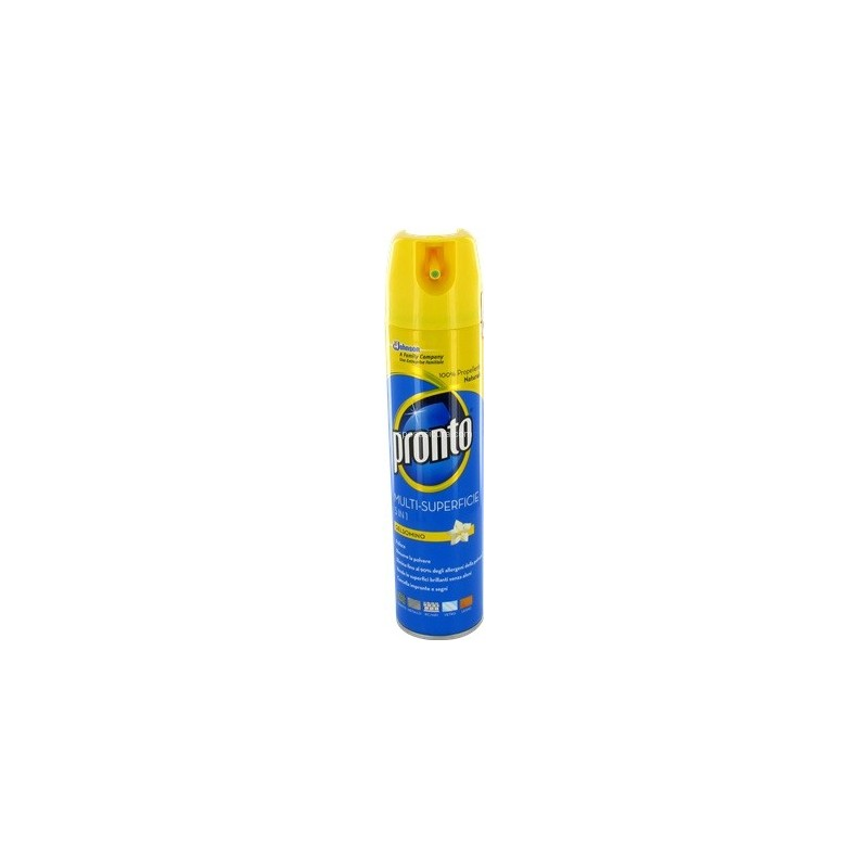 PRONTO - Multi-Surface Spray Cleaner Dust-Scented Jasmine300 Ml