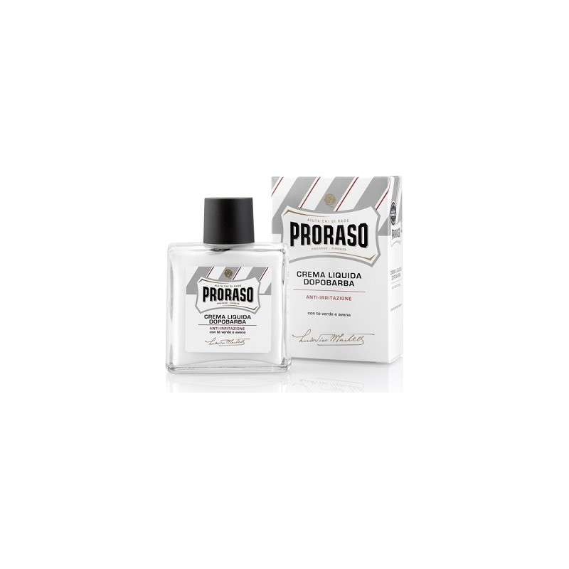 Proraso - Liquid After Shave Cream Sensitive Green Tea