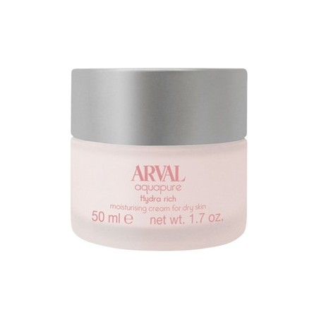 Arval - Aquapure Hydra Rich Crema viso giorno idratante 50 ml
