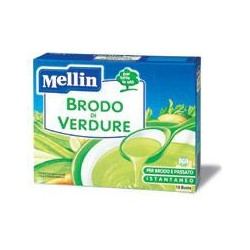 Vegetable Broth 10 Envelopes 8 Gr