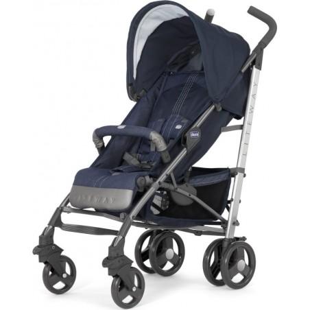 Chicco - Liteway Stroller Denim