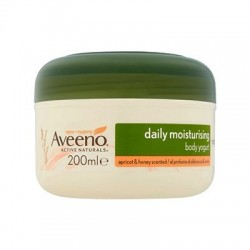 Daily Moisturising Body Yogurt Apricot and Honey Scented  200 ml