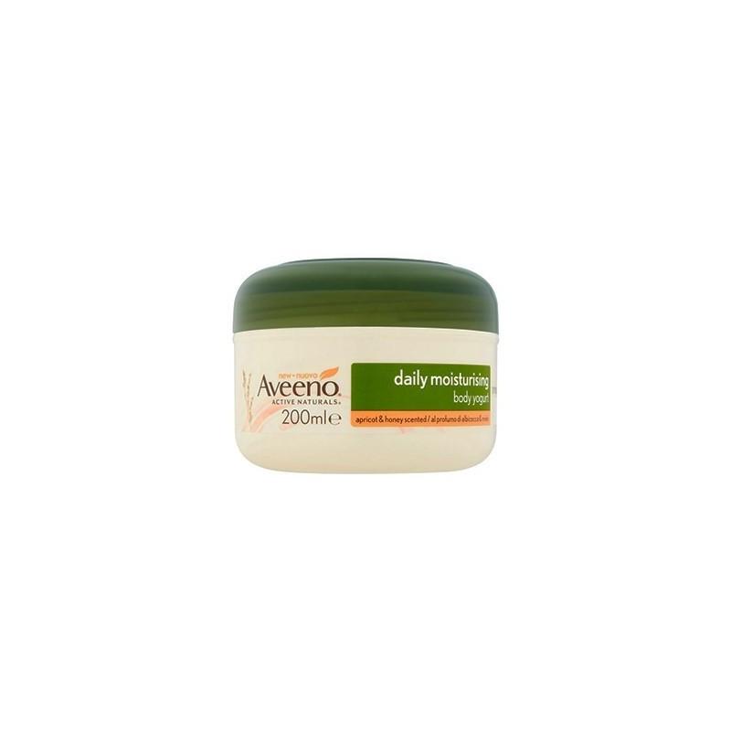Aveeno - Daily Moisturising Body Yogurt Apricot and Honey Scented 200 ml