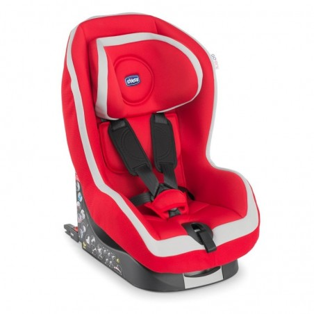 Chicco - Go-One Isofix Baby Car Seat Red Group 1