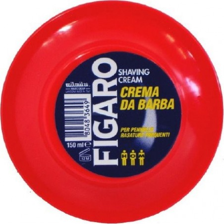 FIGARO - Shaving Cream For Smoothing Frequent 150 ml