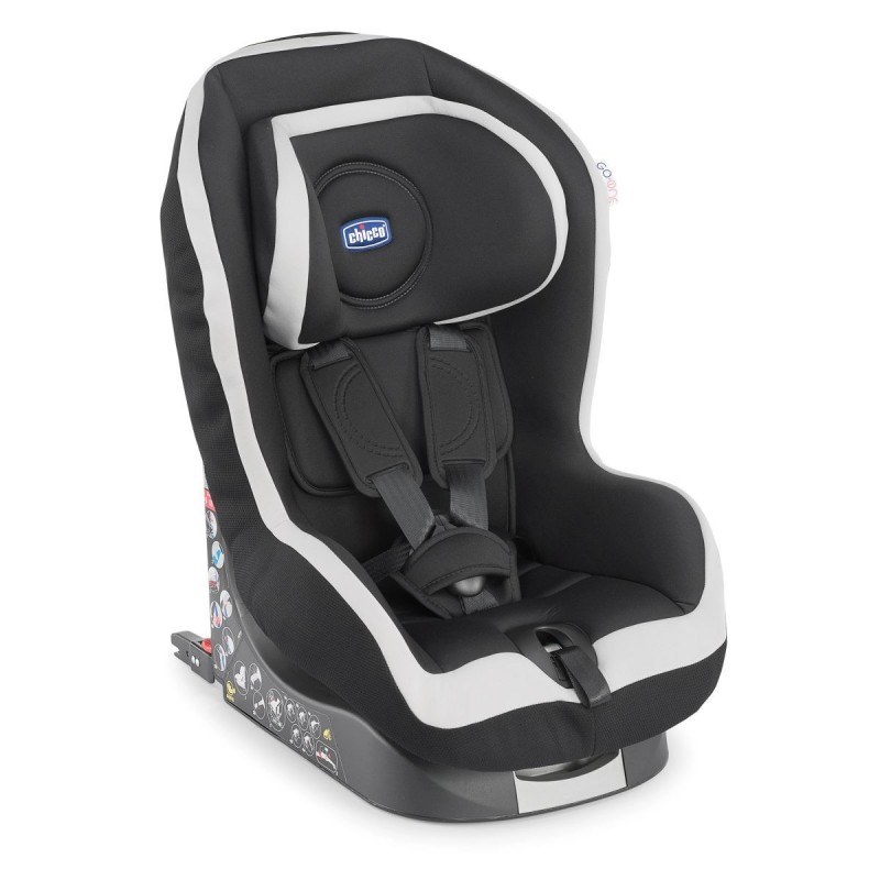 Chicco - Go-One Isofix Baby Car Seat Coal Group 1