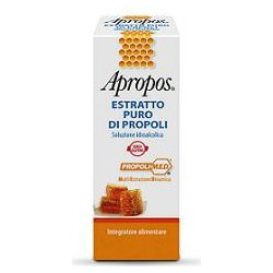 Supplement Immunostimulant Pure Extract Of Propolis Drops 20 Ml