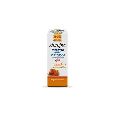 APROPOS - Supplement Immunostimulant Pure Extract Of Propolis Drops 20 Ml