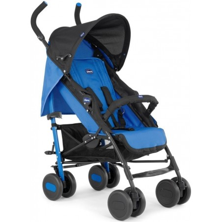 Chicco - Echo Stroller Marine With Bumper Bar