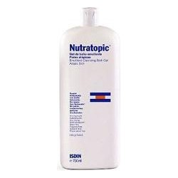 Nutratopic - Cleansing Gel For Face 400 Ml