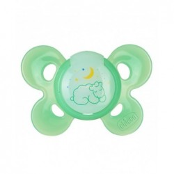 Physio Comfort Night 16-36m - Rubber soother - assorted colors