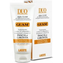 Duo Tummy And Waist Cream Strong Warming Action 150 ml