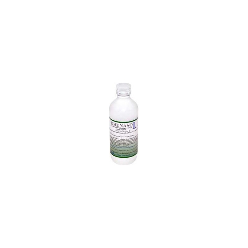 HERBOPLANET - Supplement Drenasol Drops With Draining Action 200 ml