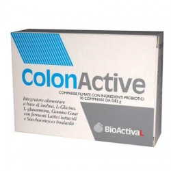 Colonactive- digestive heath supplement 30 tablets