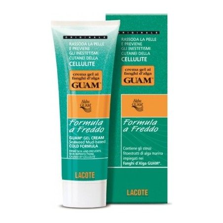 GUAM - Gel Cream Seaweed Cold Formula 250 ml