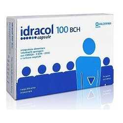 Supplement Idracol 100 Bch For The Balance Intestinal Flora 20 Capsule