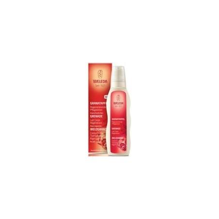 WELEDA - Body Cream Pomegranate Emulsion Fluid 200 ml