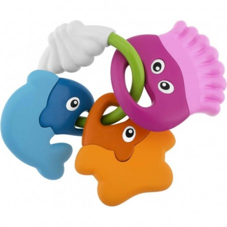 Chicco - Baby Senses Gums Rubbings Fishes 3M+