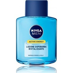 Men Active Energy Aftershave Lotion 100 Ml