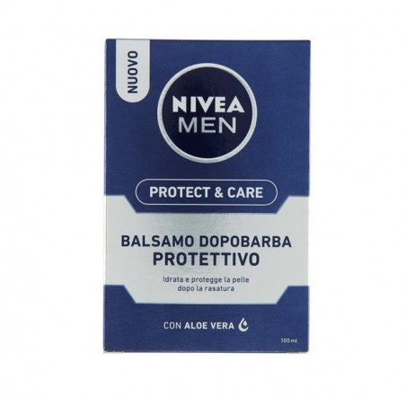 NIVEA - After Shave Moisturizing For Men For Normal Skin 100 ml