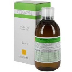 Supplement Citozym Syrup To Stimulate The Immune System 500 ml