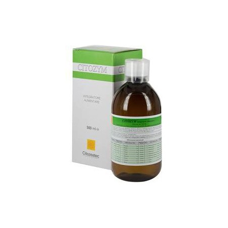 CITOZEATEC - Supplement Citozym Syrup To Stimulate The Immune System 500 ml