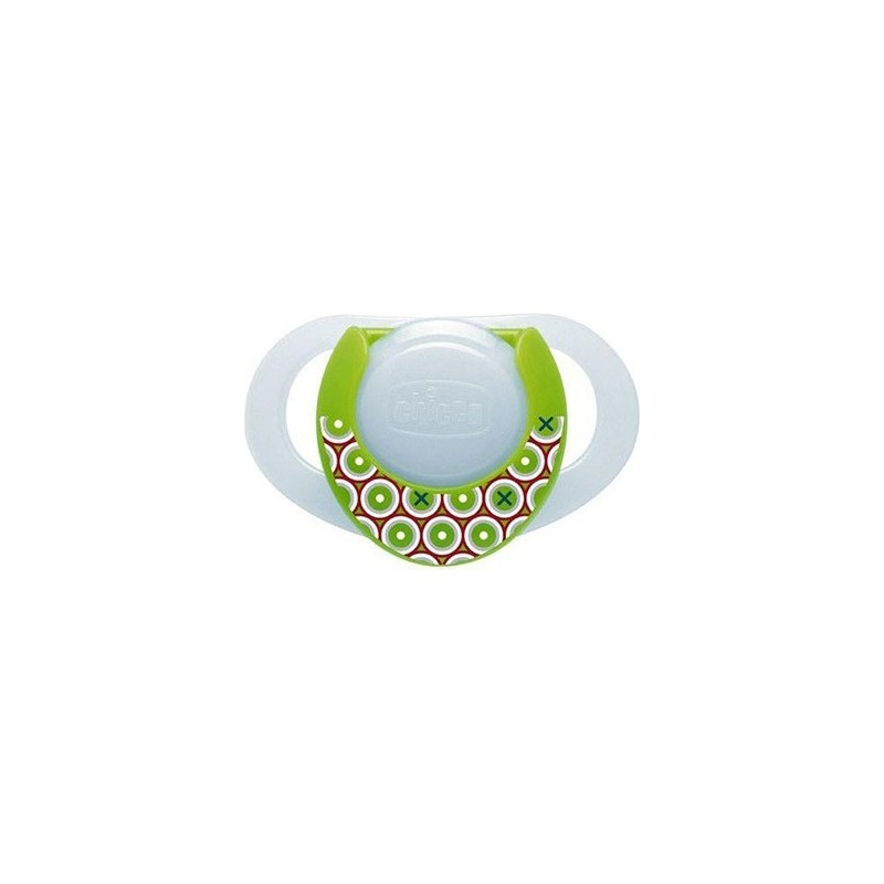 Chicco - Soother Rubber Physio Light 0 Months + 1 Piece