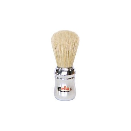OMEGA - Shaving Brush With Long Bristles Chrome Handle 48
