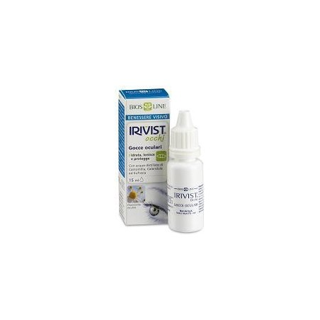 BIOS LINE - Drops Irivist Polidose Moisturizing And Lubrificants 15 ml