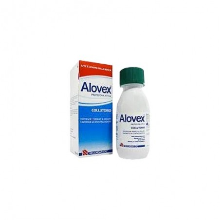 RECORDATI - Mouthwash Alovex Active Protection 120 ml