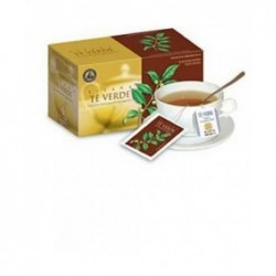 green tea with Bergamot essential oil 20 filters 2g