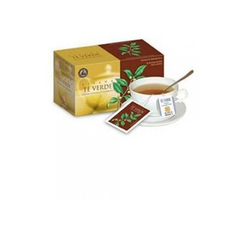 PLANTA MEDICA - green tea with Bergamot essential oil 20 filters 2g