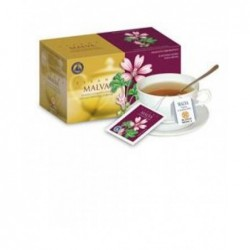 mallow tea With essential oil of Mint 20 filters 1,3g
