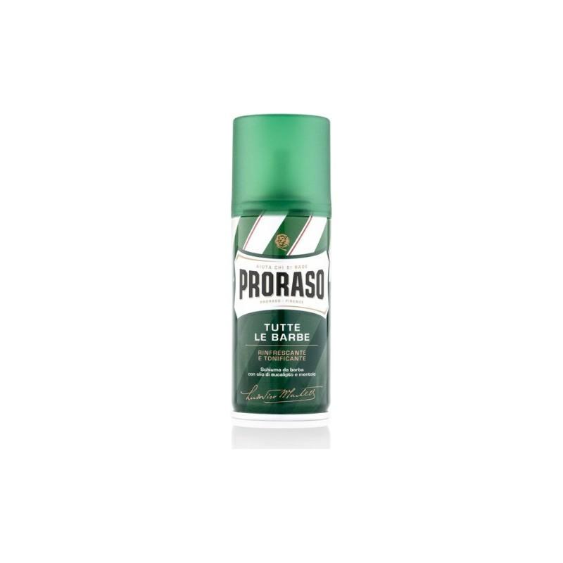Proraso - New Shaving Foam Eucalyptus & Menthol 100 Ml