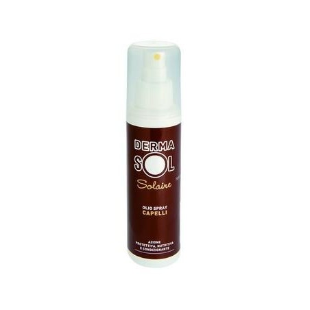 Dermasol - Solaire Spray Oil Protective For Hair 125 ml