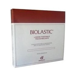 Lotion Biolastic Trichological Anti Fall Function 6 Vials 10ml