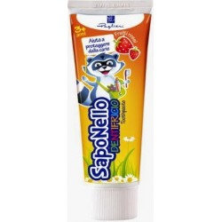 Children Toothpaste Taste Red Fruits 3 Years + 75 Ml