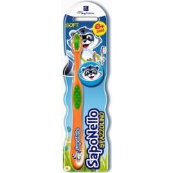 Toothbrush Children Soft 6 Years +