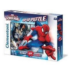 Toy Puzzle Maxi Spiderman Ultimate 104 Pieces