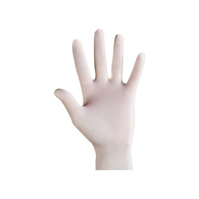 BM FARMA - Latex Gloves Sterile Size 6 1/2 1 Pair
